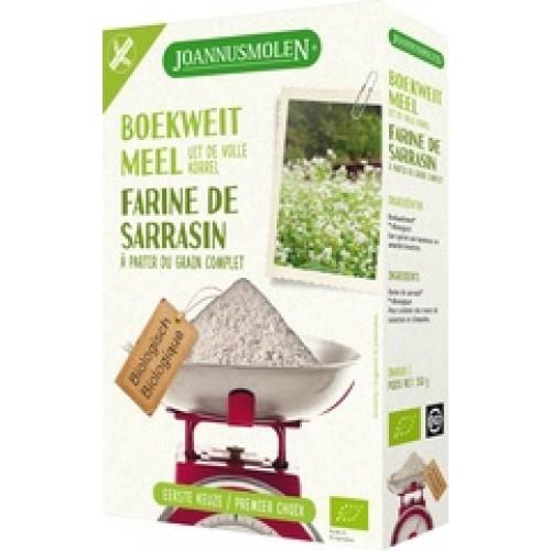Boekweitmeel Volkoren 350 gram