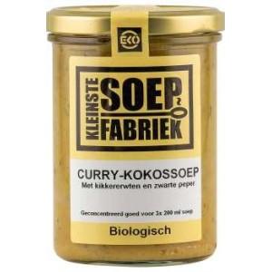 Curry-kokossoep