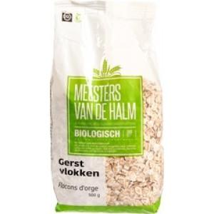 Gerstevlokken de Halm 500 gram
