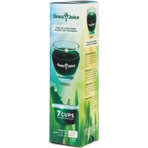 Tarwegras sap 7 cups 25 ml