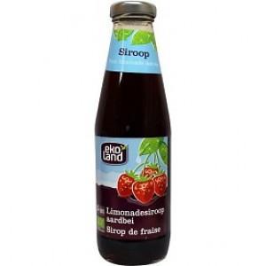 Siroop aardbei 500 ml