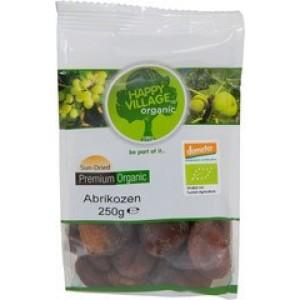 Abrikozen gedroogde 250 gram