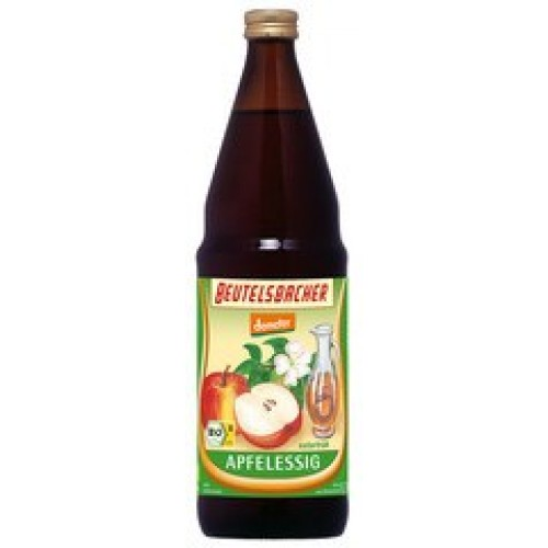Azijn met appel 750 ml