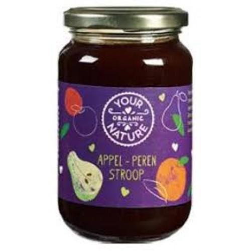 Peren-appelstroop 450 gram