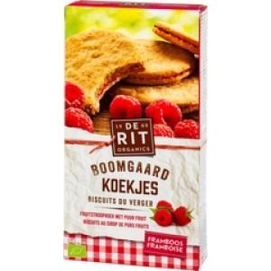 Boomgaard koekjes met Framboos 175 gram