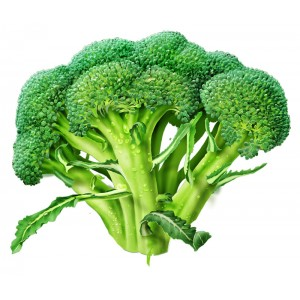 Broccoli per stuk