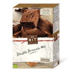 Mix brownie cake 500 gram