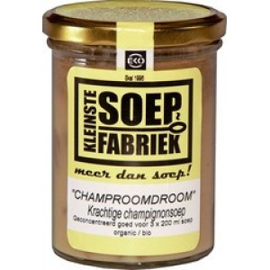 Champroomsoep 400 ml