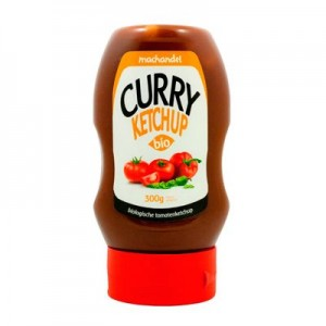 Curryketchup in knijpfles 300 ml