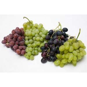Druiven gemengd wit en roze pitloos