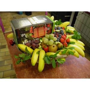 Fruitmand diverse maten vanaf € 7,50 geef eens een fruitmandje weg, daar kun je iemand heel blij mee maken