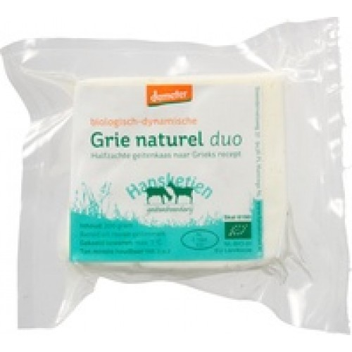Grie Naturel 2x 100 gram
