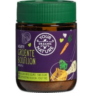 Bouillonpoeder kruiden zonder gist 150 gram