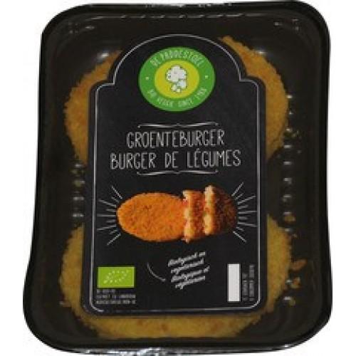 Vegetarische Groenteburgers 2x 80 gram