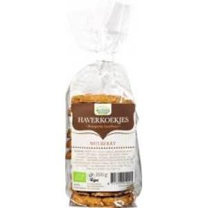 Spelt haver koeken met mulberry 200 gram