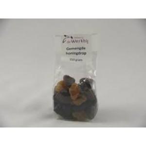 Honingdropjes gemengd 150 gram