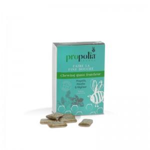 Propolis kauwgom met pepermunt en Propolia