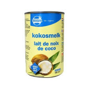 Kokosmelk 400 ml