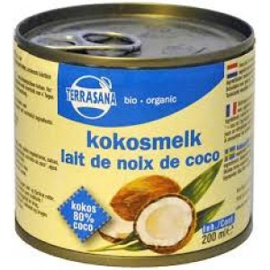 Kokosmelk 200 ml