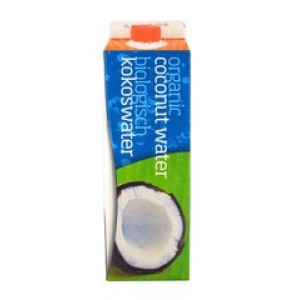 Kokoswater 1 liter goed voor je spieren, hydrateert beter en help bloeddruk verlagen