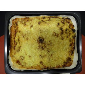Lasagne van groentepalet in tomatensaus (vega) 400 gram
