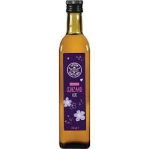 Lijnzaad olie 250 ml