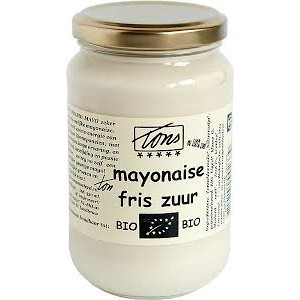 Mayonaise fris zuur 330 ml