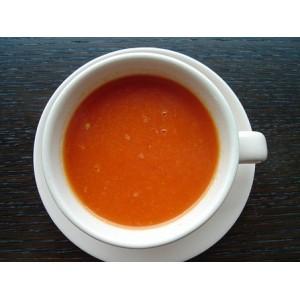 Paprikasoep met bieslook 1 liter