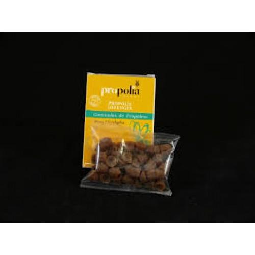 Propolis Pastilles honing sinaasappel Propolia