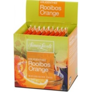 Rooibos orange thee 10 zakjes