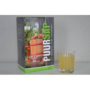 Saptap met appel peer 3 liter