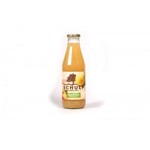 Schulp bio appelsap 0,75 liter