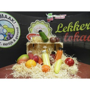 Smoothie en sappen diverse smaken 250 ml