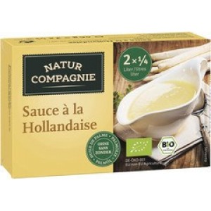 Hollandaisesaus pakje (kant en klaar) lekker bij de groente